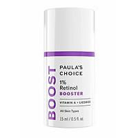 Tinh Chất Làm Giảm, Ngăn Ngừa Nám Và Lão Hóa 1% Retinol Paula's Choice Resist 1% Retinol Booster (15ml)