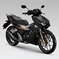 Xe Máy Honda Winner X - Phiên Bản Đen Mờ - Phanh ABS - Đen Vàng Đồng