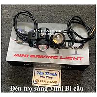 Đèn trợ sáng Mini Bi cầu 2 chế độ (bộ 2 bóng)
