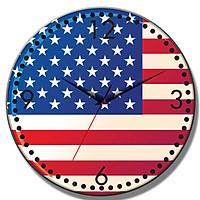 Đồng hồ gỗ tròn B2QR0147