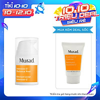 Mặt nạ tái tạo làn da Murad Intensive-C Radiance Peel