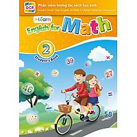 i-Learn Smart Start English for Math 2 Phần mềm tương tác sách học sinh