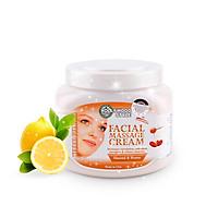Kem massage mặt dành cho da khô và da thường Facial Massage Cream (567g)
