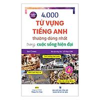 4000 Từ Vựng Tiếng Anh Thường Dùng Nhất (Kèm CD Hoặc File MP3)