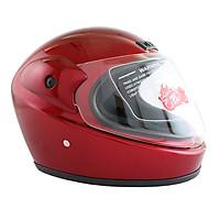Mũ bảo hiểm fullface có kính chính hãng Bktec bk30-mantron