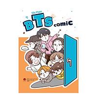 BTS Comic - Tặng Kèm 2 Postcard +Sổ Tay - Số Lượng Có Hạn