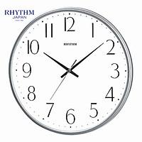 Đồng hồ treo tường Rhythm Japan CMG817NR19 Kt 32.0 x 4.8cm, 760g Vỏ nhựa