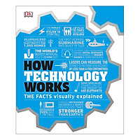 How Technology Works: The facts visually explained (Hardback)