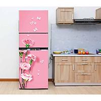 Decal dán tủ lạnh chống thấm cao cấp