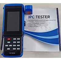 Máy Test camera quan sát màn hình 4.3inch cảm ứng IP 8.0 MP-4K-H265, AHD/TVI/CVI 8.0MP - Hàng nhập khẩu