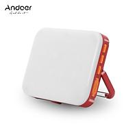 Đèn LED Andoer LY-01 RGB đa chức năng Superbright 3200K-6500K tích hợp pin