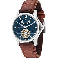 Đồng hồ nam dây da chính hãng Thomas Earnshaw ES-8081-02
