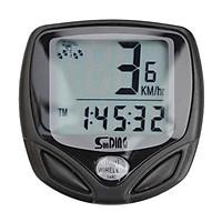Đồng hồ đo tốc độ xe đạp không dây SD 546C có đèn LED