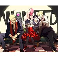 Poster A4 dán tường Anime, decal 21x30 trang trí có keo Boruto Naruto the Movie Wallpapers (1).png