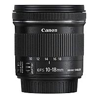 Ống Kính Canon EF-S 10-18mm F4.5-5.6 Is STM - Hàng Nhập Khẩu