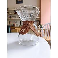 Bình pha cà phê Chemex thủy tinh Brewista – 750ml