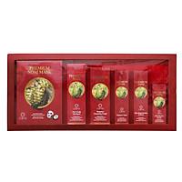 Set sản phẩm chăm sóc da từ trái nhàu_ Cana Premium Noni Set