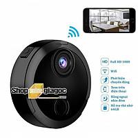 Camera Mini Wifi HDQ15 1080P Hồng Ngoại Kết Nối Với Điện Thoại