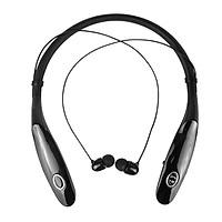 Tai Nghe Bluetooth Không Dây Pin Lâu Wireless Bluetooth Âm Thanh Cực Hay PKCB34 ĐEN - Hàng Chính Hãng