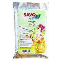 Trà SAVO Ice Tea Vải ( Lychee Ice Tea ) - Túi x 800gr