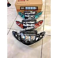 pha đèn led 2 tầng dành cho xe máy sirius 50/110