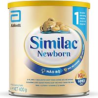 Sữa Bột Abbott Similac Newborn 1 400g