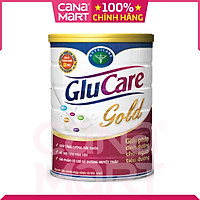 Sữa bột tốt Nutricare Glucare Gold tốt cho người tiểu đường, phụ nữ tiểu đường thai kỳ (900g)
