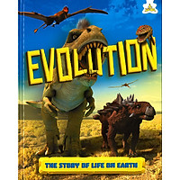 Sách tiếng Anh - Evolution - The Story Of Life On Earth
