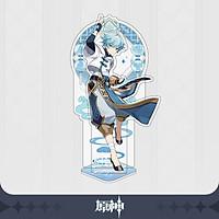 Mô hình nhân vật CHONGYUN standee mica GENSHIN IMPACT acrylic anime chibi trưng bày