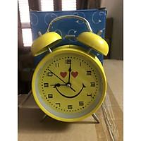 Đồng hồ báo thức để bàn Chuông to 668 - Giao mẫu ngẫu nhiên
