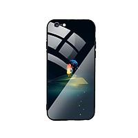 Ốp Lưng Kính Cường Lực cho điện thoại Iphone 6 Plus / 6s Plus - Little Girl 03