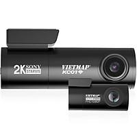 Camera Hành Trình Ô Tô Ghi Hình Trước & Sau VIETMAP KC01 - Hàng Chính Hãng