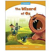 Pearson English Kids Readers Level 3: The Wizard Of Oz