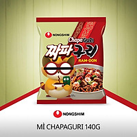 Mì Nongshim xào Chapaguri 140g - Hàn Quốc