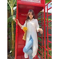 Áo sơ mi dáng dài Mone Shirt Gem Clothing SP060482