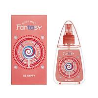 Nước hoa toàn thân Fantasy - Be happy 100 ml chính hãng
