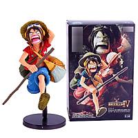 Mô hình Luffy - One Piece tinh nghịch bản đẹp 20cm