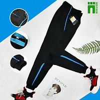 Quần thể thao jogger thun 5 màu, quần thể dục cho nam nữ từ 45kg đến gần 90kg - NH Shop
