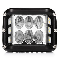 Đèn Làm Việc LED Siêu Sáng Chống Nước Cho Xe Tải/SUV/ATV/Máy Kéo (60W)