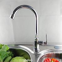 Vòi nước bằng inox 304 thiết kế hiện đại dành cho bồn rửa chén 206806 TL