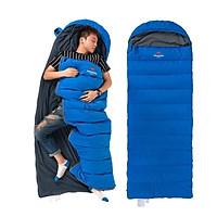 túi ngủ văn phòng cao cấp hàng loại 1 xanh dương