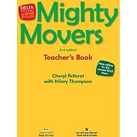 Mighty Movers 2nd Edition - Teacher's Book (Kèm DVD)