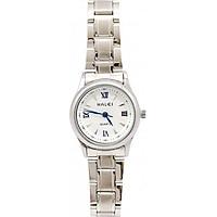 Đồng hồ Nữ Halei - HL489 Dây trắng
