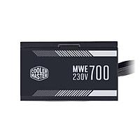 Nguồn máy tính Cooler Master MWE 700 WHITE V2 - 80 Plus WHITE - Hàng chính hãng