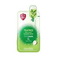 Mặt Nạ Tinh Chất Tràm Trà Mediheal Tea Tree Anti-dust Calming Mask 27ml