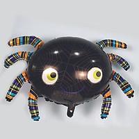 Bong bóng con nhện trang trí Halloween