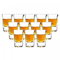 Bộ 12 Ly Rượu Thủy Tinh Luminarc Hot Shot G2613 34ml
