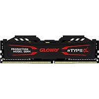 Ram PC Gloway 8GB DDR4 2400MHz Tản Nhiệt - Hàng Chính Hãng
