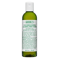 Nước cân bằng Kiehls Cucumber Herbal Alcohol - Free Toner - 250 ml