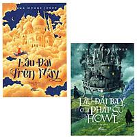 Combo tiểu thuyết giả tưởng tuyệt vời của tác giả Diana Wynne Jones :Lâu Đài Bay Của Pháp Sư Howl (Tái Bản 2020) + Lâu Đài Trên Mây